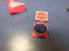 air filter for 40mm fan