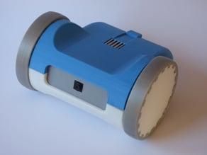 ZeroBot - Raspberry Pi Zero FPV Robot