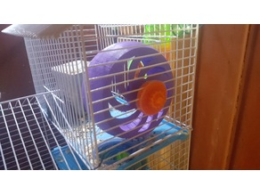 Hamster Wheel Bearing
