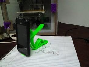 'The Stargazer' cell phone holder