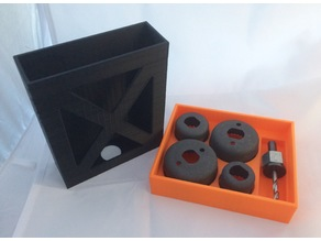 Hole Saw Set Case