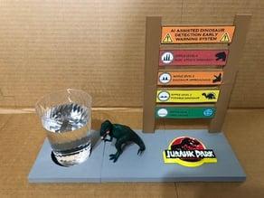 Dinosaur Detection Device