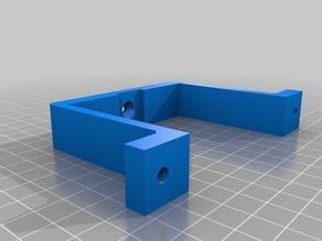 HP DL380G2 power supply desk mount