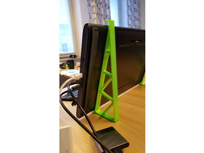 "Tablet PC supportstand for large sizes (up to 16"" screen)"