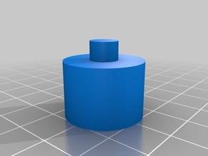 608 (ZZ) bearing press adapter