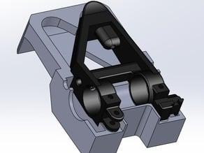 Front sight block tool