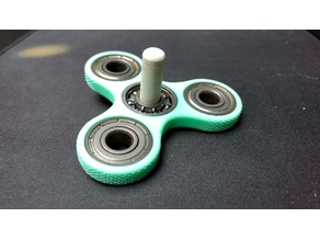 Spin Top Spinner - Turn Any Spinner Into A Spin Top!