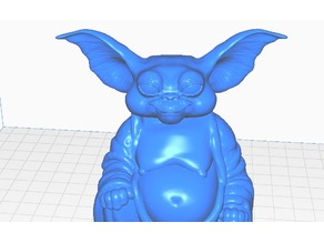 Gizmo Gremlin Buddha (TV / Movies Collection)