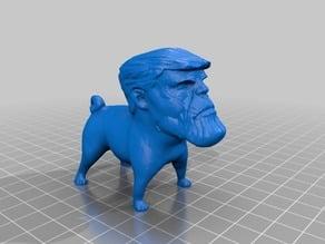 Thanos + Trump + Pug = thanumpug