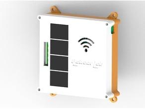 Wifi (ESP8266-12F) based 4 Relay control