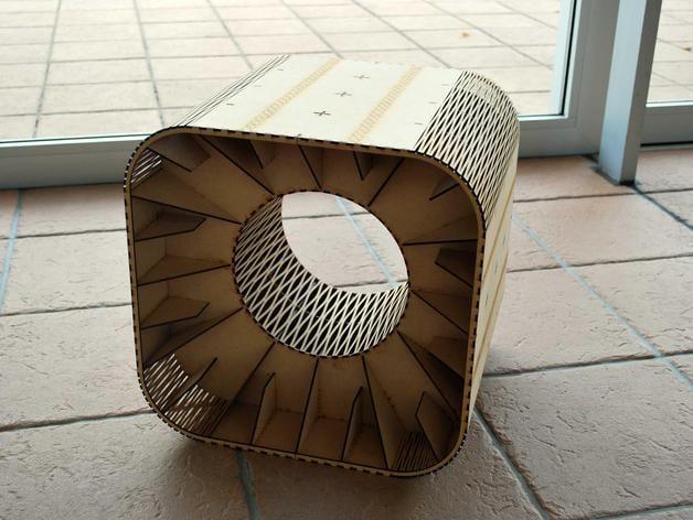 Boxstool F Labo By Hisashiimai Thingiverse