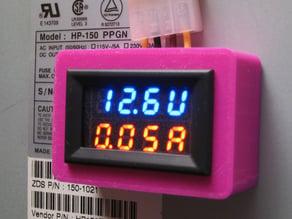 Volt/Amp Meter for 3D Printer