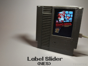 Label Slider - (NES)
