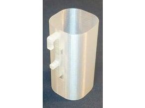 IKEA Skadis - 40mmx80mm container (Vase)