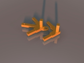 Vertex for making Bamboo cubes