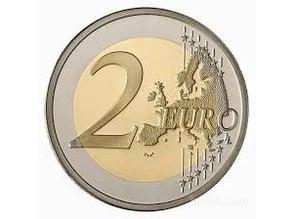 coin for 2 euro