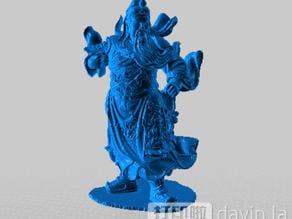 Guan yu a chinese ancient hero