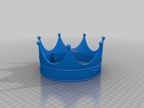 My Customized Cusotom Crown
