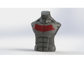 Justice League based Red Hood chest