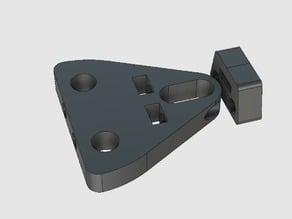 OpenBuilds C-Beam Double Wide Gantry Plate Belt Tensioner