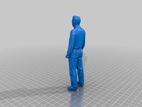 Ken full body scan