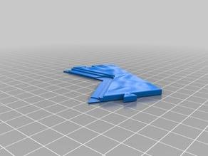 3D Catan Ocean Border with Snaps