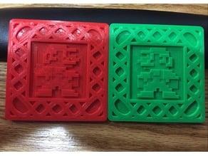 8-Bit Mario Coaster