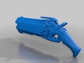 OverWatch Reaper Shotgun
