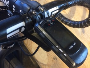 Garmin 705 out front mount
