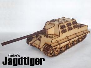 Lasercut RC Jagdtiger