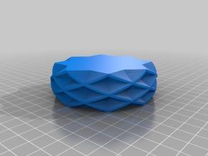 Paper clip bowl