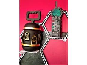Warhammer Melta Bomb V2