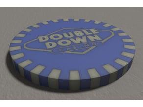 DoubleDown Custom Chip