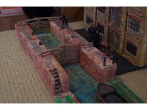 Ripper's London - Modular Canals