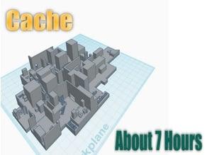 CSGO Cache Model