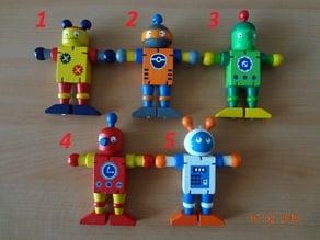 Série Robots Articulés