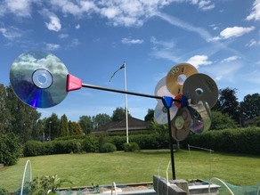 Yard windmill remix