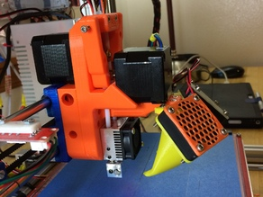 Compact Extruder for Cyclops/Chimera