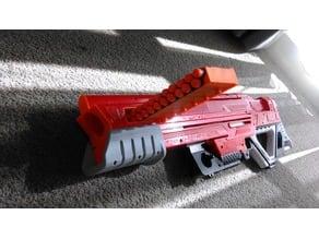 The Battle Cannon (Mod for Nerf Mega Thunderhawk)
