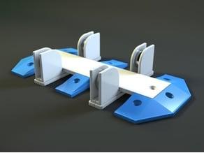 LACK Table Adjustable Spool Holder - More stable Version
