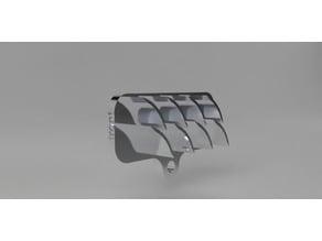 brake pads cooler