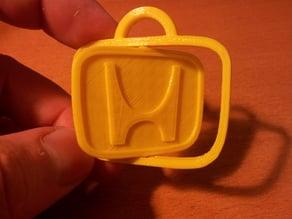 Honda Spinning Keychain