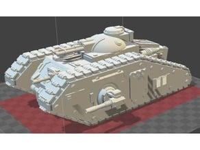 Legion Cador Pattern Tank (30k/40k Proxy)