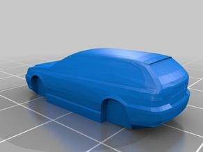 Waggon car mini magnet (remix)
