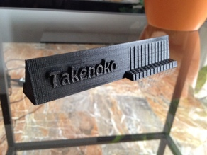 Takenoko Board Game Card Holder