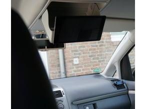 """Tablet holder for VW Touran Car """"sky storage"""""""