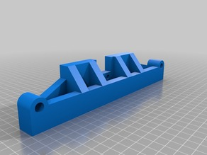 anet a8 front brace Y axis