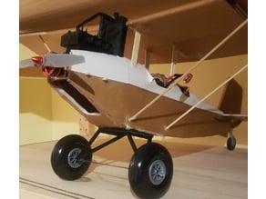 Flite Test Pietenpol Landing Gear V2