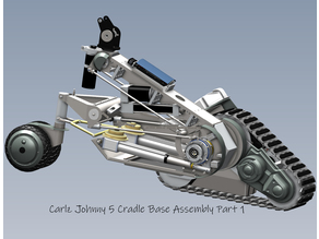 Carlz Johnny 5 Cradle Base Assembly Part 1