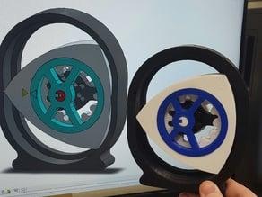 Wankel Rotary Engine